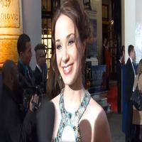 STAGE TUBE: Sierra Boggess at the 2011 Olivier Awards