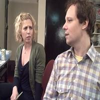 STAGE TUBE: A Backstage Peek at DESPERATE WRITERS!