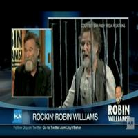 STAGE TUBE: Robin Williams Talks BENGAL TIGER AT THE BAGHDAD ZOO