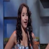 STAGE TUBE: Courtney Reed Performs 'Call Me a Princess' From 5th Avenue's ALADDIN!