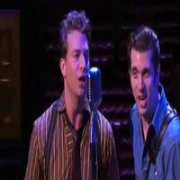 STAGE TUBE: Behind the Scenes with MILLION DOLLAR QUARTET on LX NY