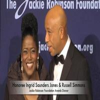 BWW TV: Jackie Robinson Foundation Honors Sean 'Diddy' Combs, Ingrid Saunders Jones & Joseph R. Perella