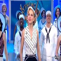 STAGE TUBE: ANYTHING GOES Performs on GMA!