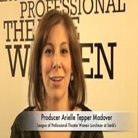 BWW TV: League of Professional Theatre Women Honors Arielle Tepper Madover