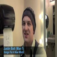 BWW Interviews: Justin Bott Chats with SONGS FOR A NEW WORLD's Justin Bott