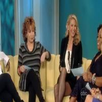 STAGE TUBE: Christie Brinkley Visits 'The View'