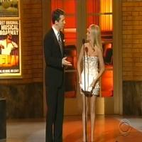 STAGE TUBE: Sean Hayes & Kristin Chenoweth at 2010 Tonys!