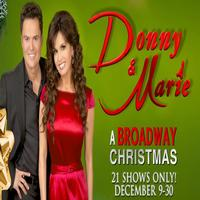 BWW TV: Donny & Marie Broadway Christmas Promo