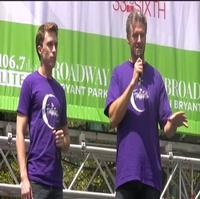 BWW TV: FANTASTICKS Plays Broadway in Bryant Park!