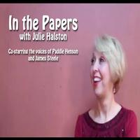 BWW TV Special: IN THE PAPERS with Julie Halston Episode 3 - MORMON, Bono, DOLLY!, La Cage & More!