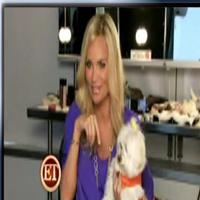 STAGE TUBE: Kristin Chenoweth Partners With Glamour For the iPad