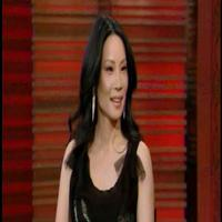STAGE TUBE: GOD OF CARNAGE's Lucy Liu On Regis And Kelly