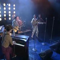 STAGE TUBE: MILLION DOLLAR QUARTET on Letterman