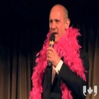 STAGE TUBE: Tony Sheldon At The PRISCILLA Launch in Toronto