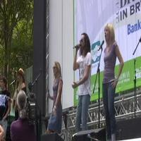 BWW TV: Broadway in Bryant Park - ROCK OF AGES!