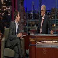 STAGE TUBE: BEHANDING IN SPOKANE's Sam Rockwell Visits Letterman