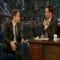 STAGE TUBE: Sam Rockwell Talks BEHANDING and 'Iron Man 2' with Jimmy Fallon