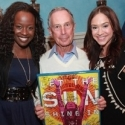 Photo Flash: Bloomberg Honors HAIR at Gracie Mansion