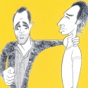 Ken Fallin Illustrates: Cannavale & Braff in TRUST
