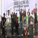 BWW TV: AMERICAN IDIOT Plays Broadway in Bryant Park!