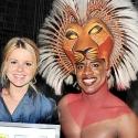Photo Flash: Bachelorette Ali Visits THE LION KING