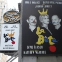 UP ON THE MARQUEE: LA BETE!