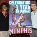 Photo Coverage: MEMPHIS Celebrates One Year on Broadway!