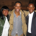 Photo Flash: Scottsboro Descendant Visits THE SCOTTSBORO BOYS