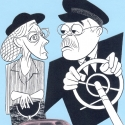 Ken Fallin Illustrates: DRIVING MISS DAISY