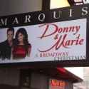 UP ON THE MARQUEE: Donny & Marie - A Broadway Christmas!