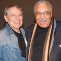 Photo Coverage: James Earl Jones Visits THE SCOTTSBORO BOYS