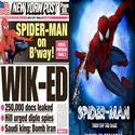 SPIDER-MAN First Preview Morning Reading Roundup
