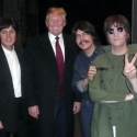 Photo Flash: Donald Trump Visits RAIN