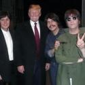 Photo Flash: Donald Trump Visits RAIN