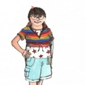 Photo Flash: Costumes Sketches for LITTLE MISS SUNSHINE!