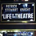 UP ON THE MARQUEE: A LIFE IN THE THEATRE