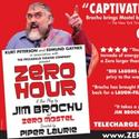 ZERO HOUR Celebrates 200 Performances 8/29