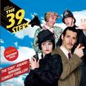 THE 39 STEPS Welcomes New Talkback Guests for Oct. & Nov