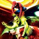 Photo Flash: Annie Leibovitz Shoots SPIDER-MAN for Vogue