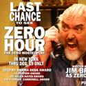ZERO HOUR Ends Off-Broadway Engagement 1/9/2011