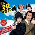39 STEPS To Give Away UK Trip At Final Performance