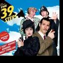 THE 39 STEPS Begins Final Off-Broadway Performances