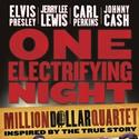 MILLION DOLLAR QUARTET To Celebrate Lee Rocker With Stage Jam Session