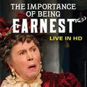 THE IMPORTANCE OF BEING EARNEST To Be Filmed In HD For Cinemas