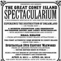 Coney Island & Morbid Anatomy Library Present Great Coney Island Spectacularium