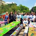 NYC Students Speak On Social Issues Thru Art in Citywide Parks Exhibition