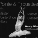 Manhattan Movement and Arts Center Presents POINTE AND PIROUETTES, 2/21