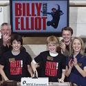 BILLY ELLIOT Visits NY Stock Exchange 1/20