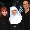 Photo Coverage: Molly Ringwald, Cheyenne Jackson & Daniel Davis Visit THE DIVINE SISTER