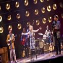 Photo Coverage: Kathie Lee Gifford Visits MILLION DOLLAR QUARTET